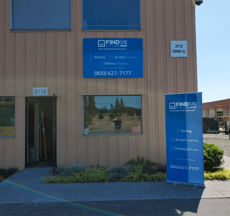 Find Us Now office - 2112 109th St S, Tacoma, WA 98444