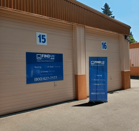 Find Us Now office - 14706 Meridian Ave E, Puyallup, WA 98375